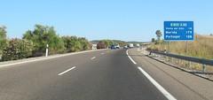 A-66-17 (European Roads) Tags: de la sevilla andaluca spain plata andalusia alto venta santiponce autova a66 gerena algaba