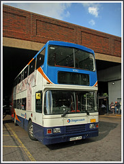 Stagecoach 16582, Lincoln (Jason 87030) Tags: bus volvo august lincoln stagecoach olympian 2015 16592 r582jva