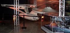 Star Trek (Baroncio Gmez Correa) Tags: startrek puente enterprise maqueta coleccin friki exposicin puentedemando