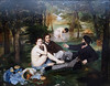 Manet, Le déjeuner sur l'herbe (Luncheon on the Grass), 1863 (profzucker) Tags: impressionism realism manet muséedorsay 1863 ledéjeunersurlherbe luncheononthegrass manetlunch