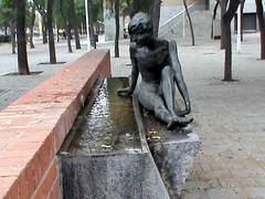 "FONT ""VOGA"" (Yeagov_Cat) Tags: barcelona font catalunya 2016 voga juanbordes avingudalitoral carlosdíaz carrerdesalvadorespriu òscartusquets carrersalvadorespriu"