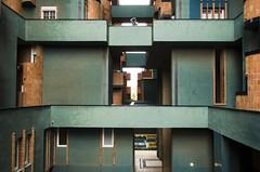Walden II (Laura Ligari) Tags: barcelona building geometric architecture design nikon architect walden bofill ricardobofill walden7 seleccionar d7000