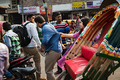Don't you dare! (AvikBangalee) Tags: people love fight couple ditch crowd streetphotography lifestyle lovers scream violence dhaka domesticviolence dailylife everyday rickshaw grab bangladesh socialdocumentary breakup snatch betray quarrel streetfight avikbangalee peopleandliving