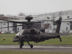 ZJ182 Apache Helicopter (Aircaft @ Gloucestershire Airport By James) Tags: james airport apache gloucestershire helicopter lloyds egbj zj182