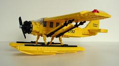 Bellanca CH-300 (9) (henrik.soeby) Tags: lego aircraft tintin bellanca