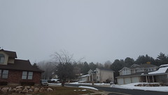 Thick fog (denebola2025) Tags: winter fog landscape utah view north ogden thick pleasant