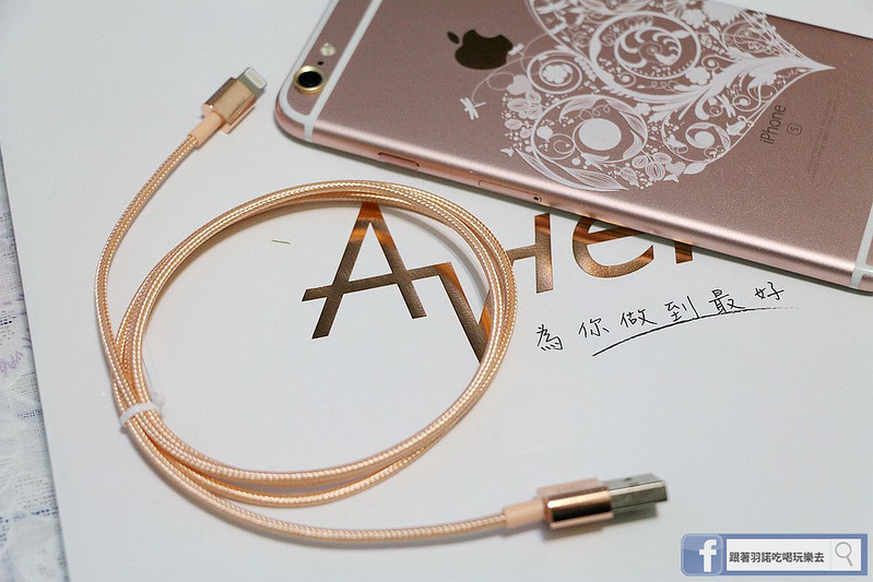Avier Line Pro傳輸充電線08