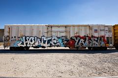 (o texano) Tags: bench graffiti texas houston trains howie freights stk nfm benching yahew