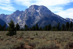 Mount St John - Grand Teton National Park, Wyoming (danjdavis) Tags: mountain nationalpark rockymountains wyoming grandtetons grandtetonnationalpark mountstjohn grandtetonrange