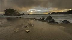 Gueirúa II (Explore) (Jose Cantorna) Tags: costa agua nikon asturias playa arena cielo nubes d610 gueirúa