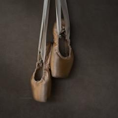 sacred (Laurarama) Tags: longexposure ballet corner dance shoes f56 chiaroscuro storytelling odc pointeshoes 52weeks chapterone 2sec nikkor50mm14ais nikond810