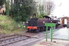 IMGP8390 (Steve Guess) Tags: uk england train engine railway loco hampshire steam gb locomotive bluebell alton 060 ropley alresford hants fourmarks medstead qclass 30541