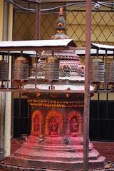Patan, Nepal (Sharon and Peter Komidar) Tags: nepal shrine patan