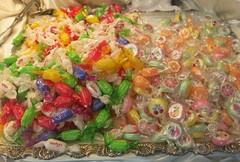 Friday Colours - Italian Candy (Pushapoze (MASA)) Tags: italy florence italia candy sweets firenze cafescudieri