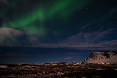 chasing lights (pranav_seth) Tags: green iceland magic aurora auroraborealis