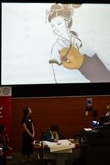_DSC0088 (Confucius Institute at SDSU) Tags: chinese mohammed sdsu chinesepainting chineseart khaleel confuciusinstitute religiousstudies qinbailan cisdsu bailanqin