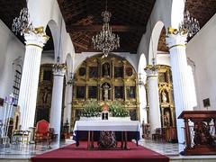"San Cristóbal de las Casas: la cathédrale de San Cristóbal Mártir <a style=""margin-left:10px; font-size:0.8em;"" href=""http://www.flickr.com/photos/127723101@N04/25358020950/"" target=""_blank"">@flickr</a>"