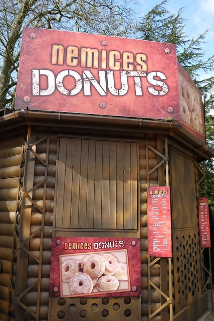 Forbidden Valley - Nemices Donuts