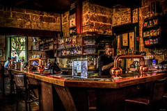 Old Pub in Sydney (satochappy) Tags: old history beer pub sandstone rocks sydney australia    sydneyrocks