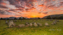castlerigg stone circle (davenewby123) Tags: trees sunset sky cloud lake mountains stone sunrise circle landscape legs brothers outdoor circles district lakedistrict bridges rivers serene streams keswick windermere castlerigg castleriggstonecircle bottomley davenewby canoneos70d canon70d amblesid tokia1116dxll