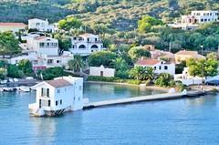 Waterfront Housing, Mahon, Menorca (Charles Dawson) Tags: menorca mahon