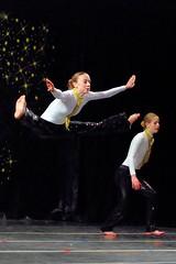 Dance classics...flying with form (R.A. Killmer) Tags: girls fly dance jump power stage dancer teen form performer graceful leap danceworkshopbyshari