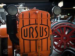 Vintage Farm Technology (spline_splinson) Tags: tractor de deutschland rust traktor transportation antiquetractor ursus oldtechnology oldtractor badenwrttemberg vintagefarmequipment uhldingenmhlhofen