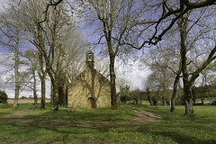 Spring in Brittany (Christian Wilt) Tags: france church countryside spring bretagne fr aven finistre riecsurblon