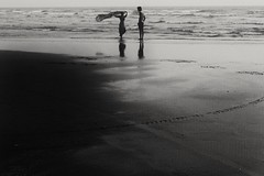 Inani Beach,  Coxsbazar (Extinted DiPu) Tags: camera sea bw love beach lens photography daylight blackwhite sand flickr fotografie exploring grain scout explore kit moment 1855 longest coxsbazar inani canon700d 121clicks