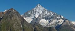 Weisshorn (giorgiorodano46) Tags: mountain alps alpes schweiz switzerland suisse july peak zermatt alpen svizzera alpi wallis 2012 valais 4000 weisshorn picco vetta vallese luglio2012 giorgiorodano