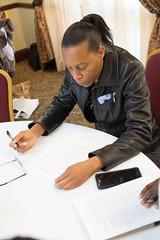 IMP_4270 (OakwoodUniversity) Tags: family students parents graduation academy speakers leadership graduates pollard