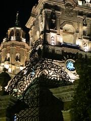 Catedral de Morelia Nocturna l (Garenez) Tags: morelia colonial catedral ciudad michoacn