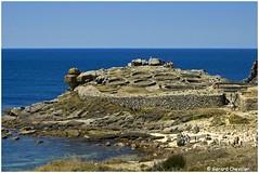 Castro de Baroa - Galice (Espagne) (gerard21081948) Tags: espaa mer village pierre galicia paysage extrieur espagne chteau ville ruines vestiges galice portodoson baroa