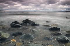 Estrecho de Magallanes (camilomuoz1) Tags: patagonia de landscape nikon paisaje nubes estrecho magallanes trpode