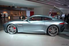 DSC_2285 (Pn Marek - 583.sk) Tags: frankfurt jaguar concept fj iaa arden xj 2011 koncept autosaln cx16