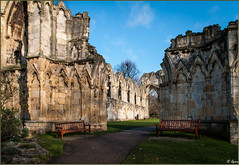 St Mary's Abbey - York (Hector Patrick) Tags: york yorkshire churches northyorkshire stmarysabbey dng pentaxk7 pentaxda1855alwr lightroom65
