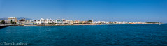 DSC_0940-Pano.jpg (cptscarlett78) Tags: panorama beach kostown nikon scarlett sea nikon tom greece aegean d7100 d7100 dodecanese kos