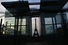 Paris Sunset (edouardtamba) Tags: sunset france tourism monument nikon tour travellers tourist effeil nikond5200
