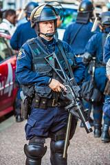 Oakland (Thomas Hawk) Tags: california usa oakland riot cops unitedstates unitedstatesofamerica protest police cop eastbay riots fav10 alamedacountysheriff oscargrant oaklandriots johannesmersehle oaklandca070810 oaklandriots2010