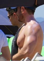 IMG_0698 (danimaniacs) Tags: shirtless man guy pecs beard mexico hunk puertovallarta stud scruff