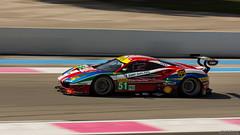 Ferrari 488 GTE - AF Corse (Jerome Goudal) Tags: race paul nikon corse ferrari af gt motorsports lemans fia ricard motorsport granturismo elms lecastellet proam gte 70200mmf4 488 wec paulricard afcorse d7200 fiawec