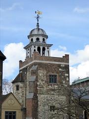 Charterhouse, Clerkenwell, London, England (PaChambers) Tags: city uk england urban london europe cathedral stpauls barbican clerkenwell farringdon cityoflondon charterhouse 2016