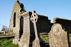 ballinasloe_145 (HomicidalSociopath) Tags: ireland cemetery architecture spring nikon crosses april ballinasloe d60