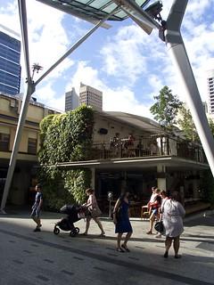 Brisbane, Queen street