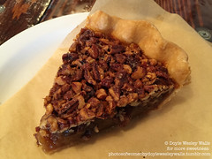 The Salted Caramel Pecan Pie at The Pie Hole, Los Angeles (Doyle Wesley Walls) Tags: food pie crust dessert losangeles foto fotografie photographie sweet tasty delicious caramel treat fotografia fotografi pecans 1610 fotografa salted  lagniappe sliceofpie smartphonephoto thepiehole iphonephoto pieceofpie doylewesleywalls saltedcaramelpecanpie