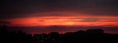 Atardecer desde Puerto Vallarta (Jos Carlos Martnez) Tags: sunset sea atardecer mar panoramic puertovallarta pv panormica
