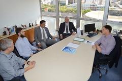 Secretrio em audincia com presidente da ACI de Novo Hamburgo (Lucas Redecker) Tags: sme novohamburgo secretrio lucasredecker
