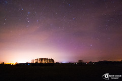 20160403-123 (29) (Kajetan Ciesielski) Tags: light sky night clouds stars pollution aurora borealis