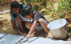 Help (Nagarjun) Tags: summer white painting paint kerala well primer kiran tatu tomsawyer kanishka kinu whitewashing aluva takshila