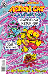 Preview: Aw Yeah Comics: Action Cat & Adventure Bug! #2 (All-Comic.com) Tags: comics franco darkhorse previews artbaltazar allcomicpreviews allcomic awyeahcomicsactioncatampadventurebug